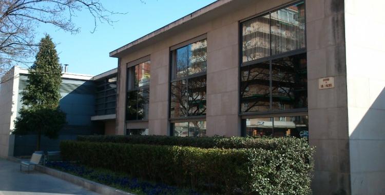 Centre Cívic Sant Oleguer.