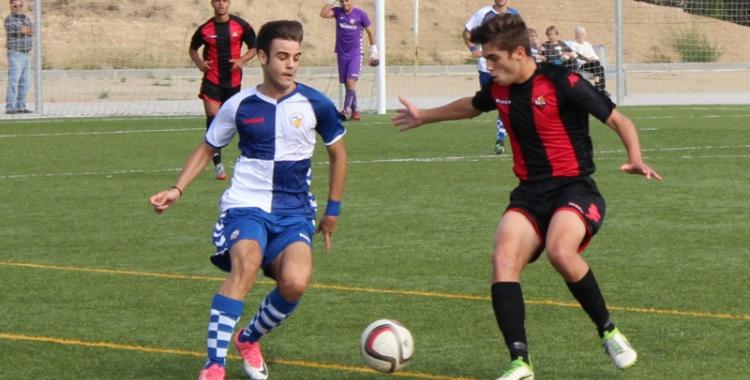El domini arlequinat no va tenir premi dissabte contra el Reus | Adrián Arroyo