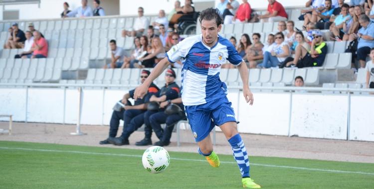 Gai Assulin va tornar a l'equip sis mesos després   Roger Benet