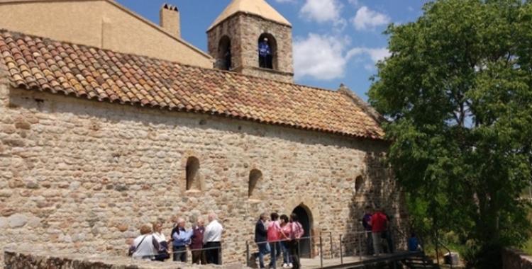 Església de Sant Pau de Riu-sec.