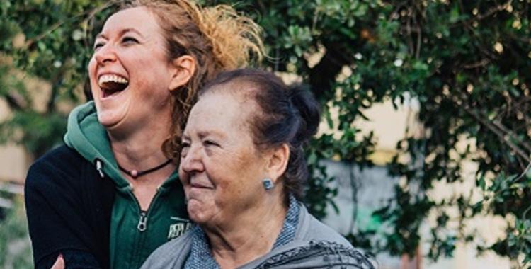 Amics de la Gent gran atén 32 persones a Sabadell.