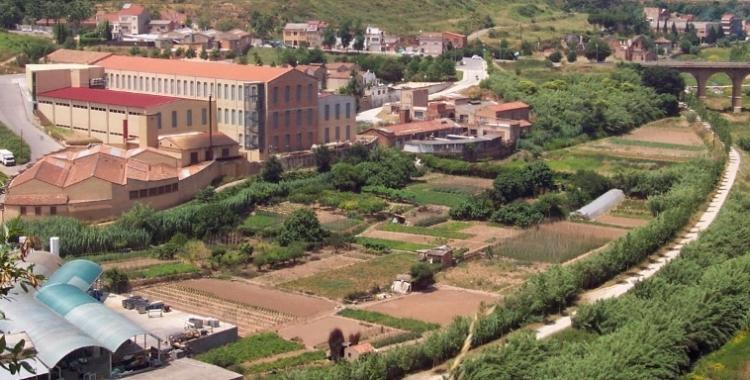 Horta Major del riu Ripoll. Foto: Ajuntament de Sabadell.