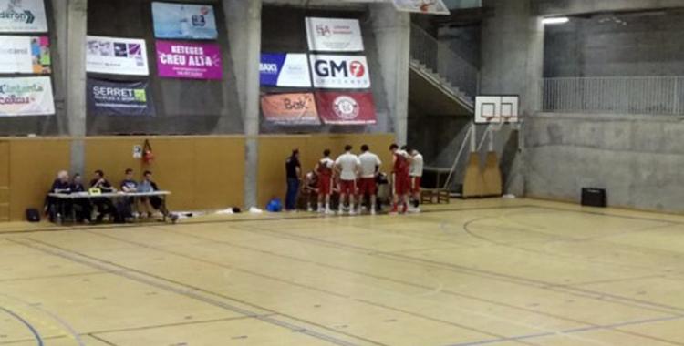 El Sant Nicolau juga avui el seu partit a la Copa Catalunya