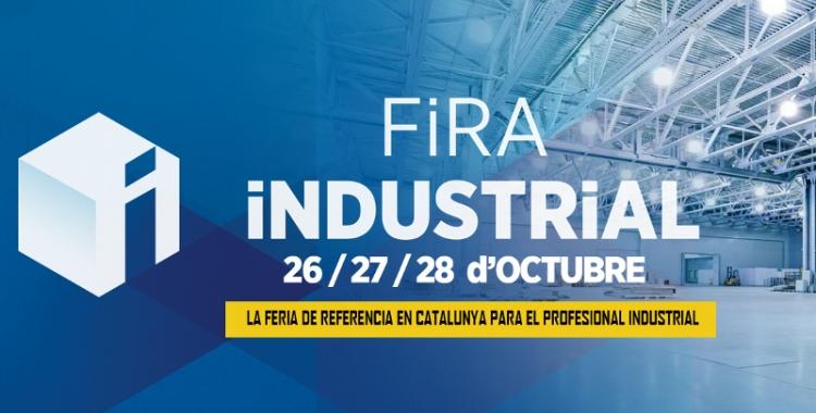La Fira Industrial tindrà lloc a la Fira Sabadell fins dimecres.