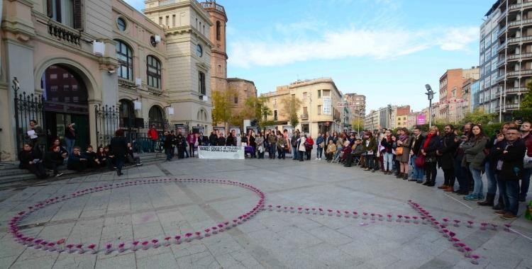 Acte central commemoratiu per a l'eliminació de les violències envers les dones | Roger Benet