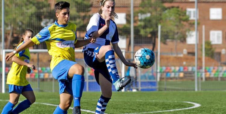 El Sabadell femení canvia el seu objectiu per aquesta temporada