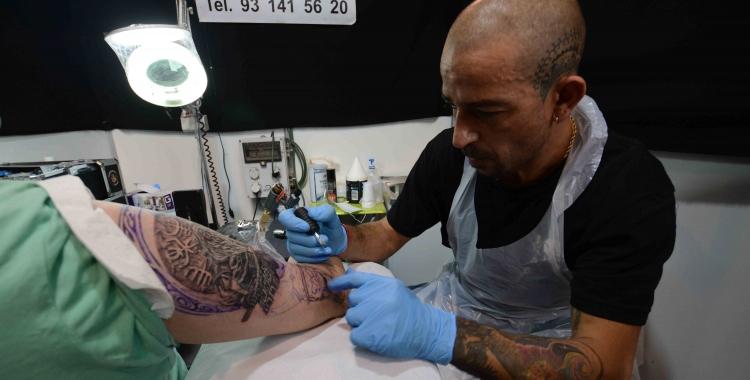 4a edició de la Sabadell Tattoo Convention   Roger Benet