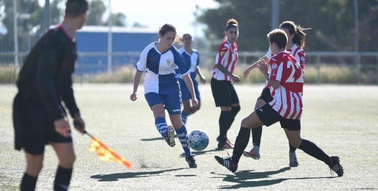 El Sabadell va caure 0 a 1 contra l'Estartit   Roger Benet