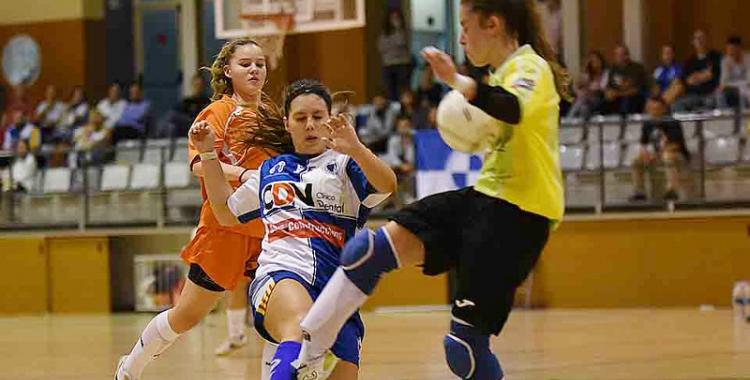 El Futbol Sala Sabadell femení torna a la competició aquest dissabte