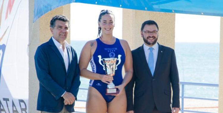 Maica Garcia torna a la selecció espanyola femenina de waterpolo