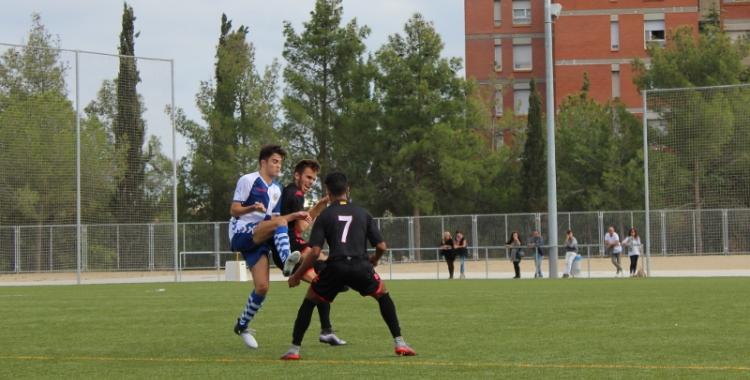 El Sabadell juvenil continua cuer a la classificació