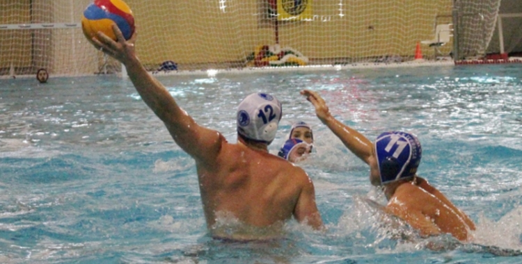 Victor Cabanas en una imatge de la temporada passada