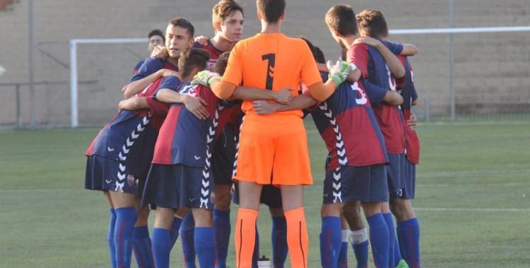 El Mercantil va guanyar per la mínima el derbi contra el Sabadell B