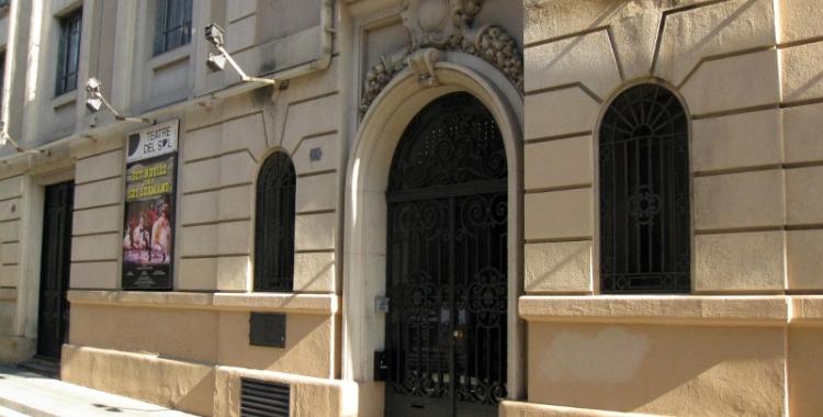 El Conte de Nadal es representa a la biblioteca del Teatre del Sol.