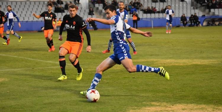 Pedro Capó ha estat l'autor del gol arlequinat | Críspulo Díaz