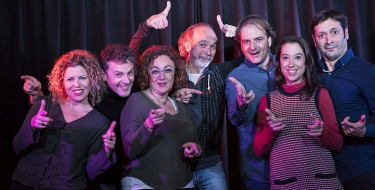 La companyia Il·lús Teatre   Foto: cedida
