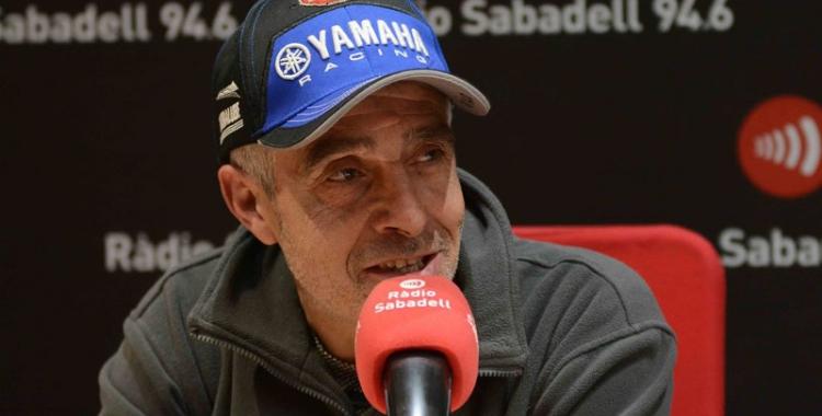 Josep Nicolás ha passat aquest migdia per l'Hotel Suís
