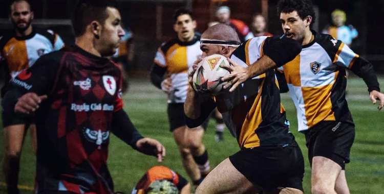 El Sabadell Rugby Club ja coneix els rivals de la segona fase