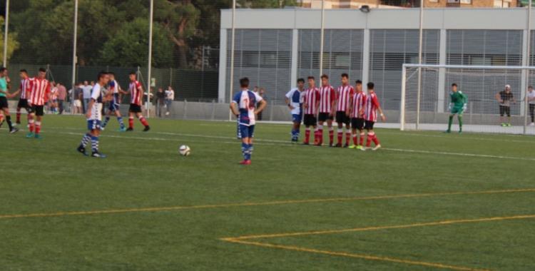 El Sabadell juvenil afronta un partit important aquest diumenge