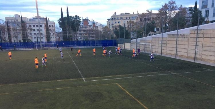 El Sabadell juvenil tanca ara mateix la classificació a la Lliga Nacional | Marc Pijuan
