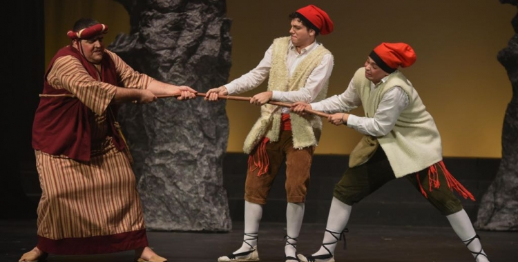Els Pastorets del Teatre Sant Vicenç | Roger Benet