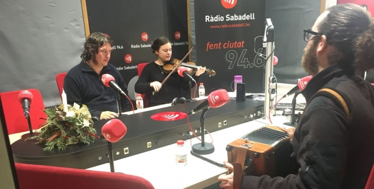 Corrandes són corrandes entrevistats a Al Matí   Ràdio Sabadell