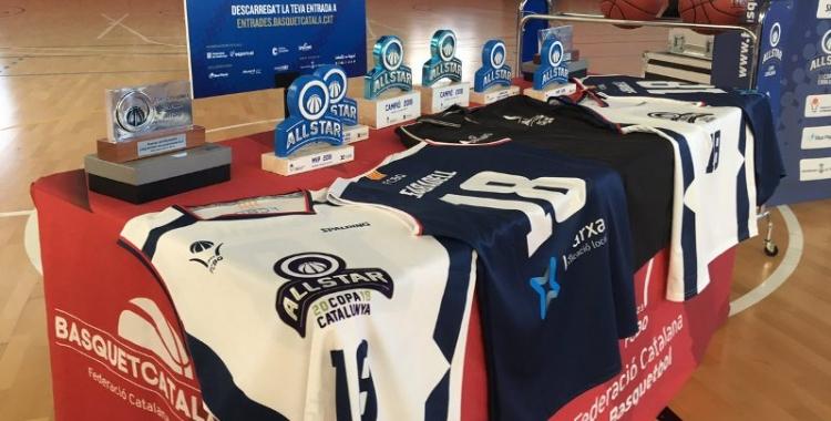 Aquestes són les samarretes que lluiran els jugadors i jugadores seleccionats per aquest All Star | Marc Pijuan