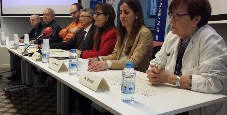 Presentació de La nit de la Ciència i el Coneixement a Sabadell   Pau Duran