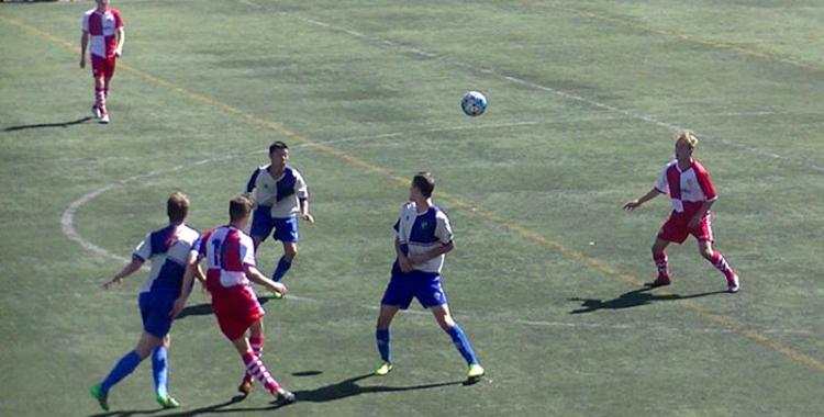 El Can Vidalet es va imposar per 2-1 a la primera volta   Regional Fútbol