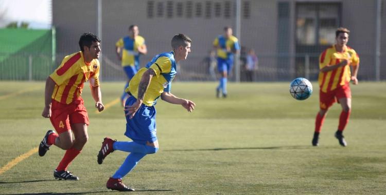 El Sabadell Nord busca obrir forat amb el tercer classificat | Roger Benet