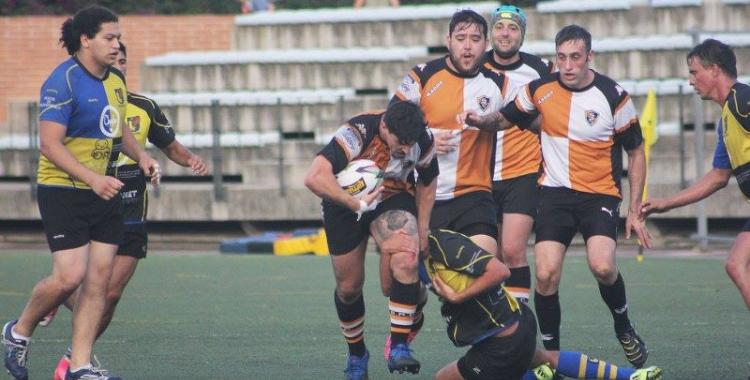 Sabadell RC i Castelldefels ja es van enfrontar a la primera fase