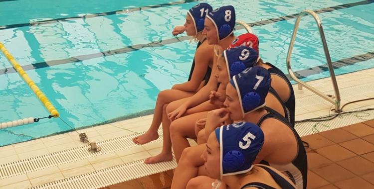 L'Astralpool femení afronta la Copa de la Reina aquest divendres