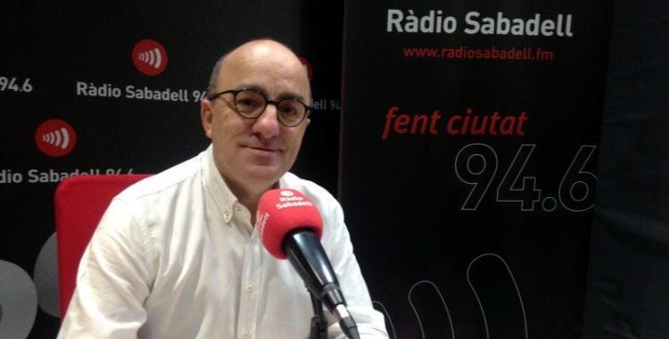 El Síndic de Greuges actual, Josep Escartín | Arxiu