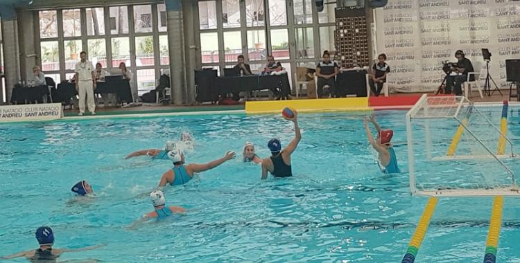 L'equip femení de l'Astralpool juga aquest vespre contra el Sant Feliu
