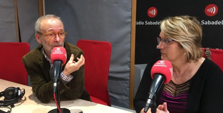 Núria Aymerich i ManelLarrosa | Núria García