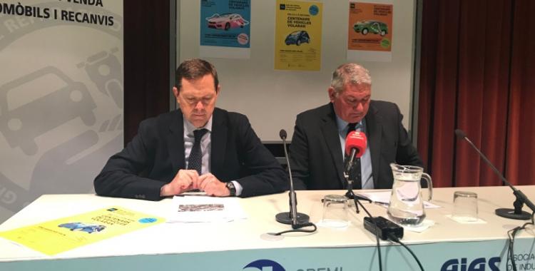 L'11a edició del Saló de vehicles d'ocasió s'ha presentat avui.