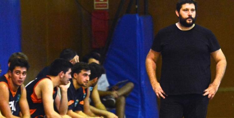 Jaume Prat tornarà a la banqueta del Bàsquet Pia