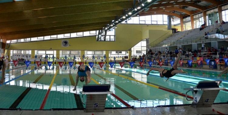 La piscina de Can Llong ha acollit el Trofeu Paul Wildeboer durant tot el cap de setmana