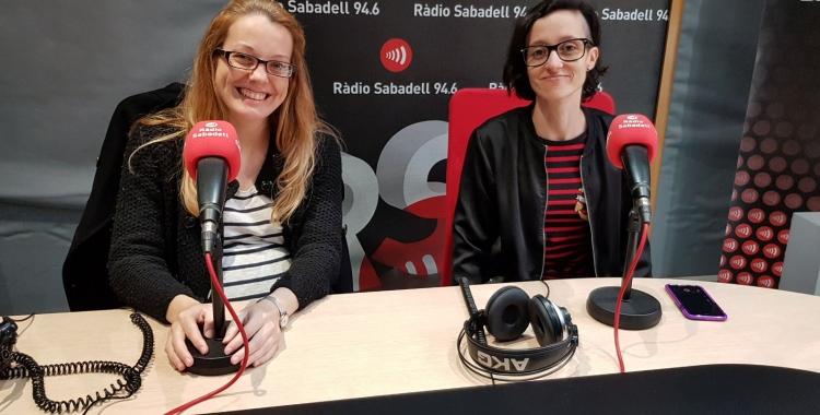 Rubio i Grau presenten els nous projectes d'Anhel/ Raquel Garcia