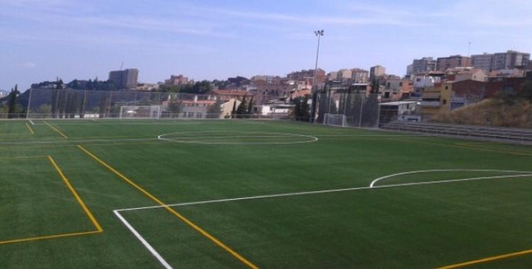 El Municipal de Can Puiggenet tornarà a veure futbol de base del CD Llano | Grup Mas