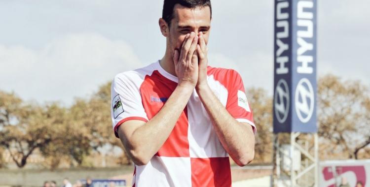 Pol Moreno és dubte per viatjar a Saragossa