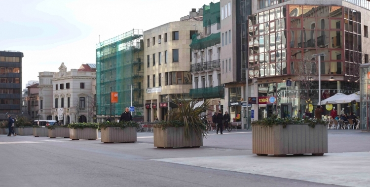 Passeig de la plaça major | Roger Benet