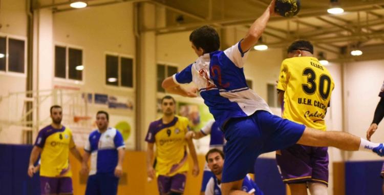 Imatge del Creu Alta Sabadell - Calella de lliga