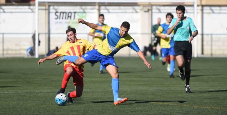 El Sabadell Nord està a només quatre partits de l'ascens | Roger Benet