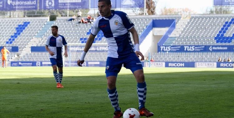 Dani Gómez estarà uns tres mesos de baixa | Crispulo D.