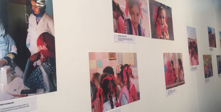 Foto de l'exposició |Ràdio Sabadell