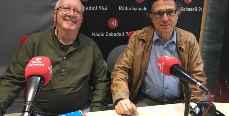Pere Nogué i Ricard Sáenz   Mireia Sans