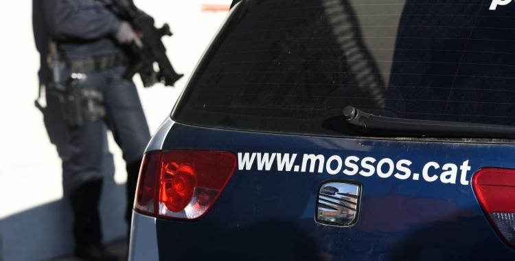 Cotxe dels Mossos d'Esquadra | Arxiu