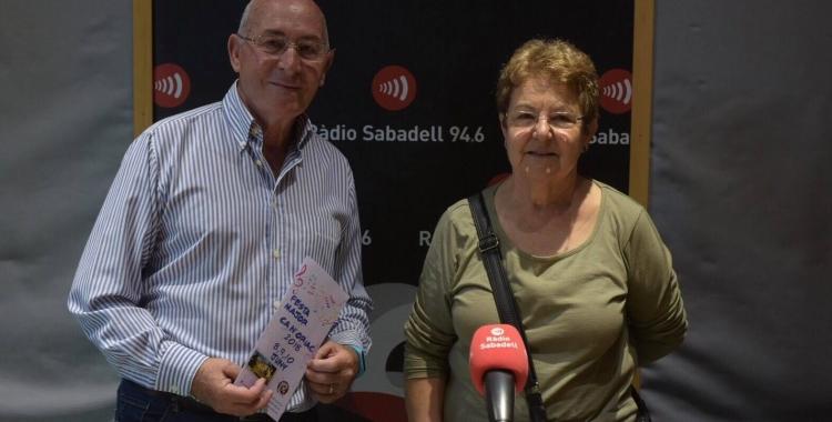 Puri Fontcubierta i Pedro López, de Ca n'Oriac | Roger Benet