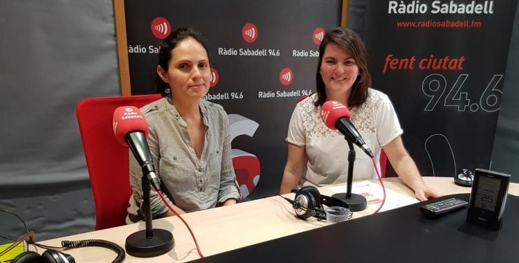 Elsa Rodríguez i Helen Genesi   Raquel Garcia